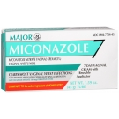 Major Pharmacy Miconazole 2% Vaginal Cream with Reusable Applicator - 1.59 oz