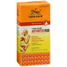 Tiger Balm Arthritis Rub 4 oz