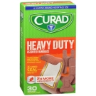 Curad Extreme Hold Adhesive Bandages Assorted, 30 ct