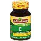 Nature Made dl-Alpha Vitamin E 400 IU Softgels - 100ct