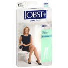 Jobst UltraSheer, Thigh High, 8-15mmHG Compression, Silky Beige, Large, 1 Pair