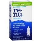 Renu Multiplus Lubricating/Rewetting Drops .27oz