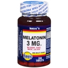 Basic Vitamin Melatonin 3mg 200 Tablets
