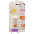 Aveeno Baby Natural Protection Stick SPF 50 plus 0.5 oz