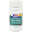 GNP Essential One Daily Multivitamin Supplement 100 Tablets