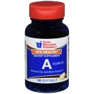 GNP Vitamin A 10,000 IU Softgels 100ct