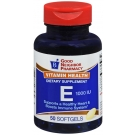 Vitamin E 1000 IU - 50 Softgels