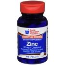 GNP Essential Mineral Zinc 50mg 100 Tablets