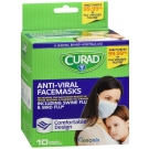 Curad - Anti-Viral Earloop Face Mask 10 ct