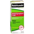 Robitussin Adult Non-Drowsy Multi-Symptom Cold Relief Medicine, 8 oz