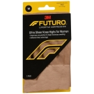 Futuro Energizing Ultra Sheer, Knee Highs for Women, Mild-Nude, Medium