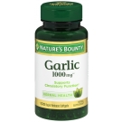 Nature's Bounty Odorless Garlic Softgels, 1000mg- 100ct