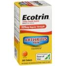 Ecotrin 325 mg Regular Strength, Tablets- 300ct