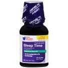 Gnp Sleeptime Nighttime Sleep-aid Berry Flavor 6 Oz