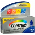 Centrum Silver Men 50+ Multivitamin, 65ct