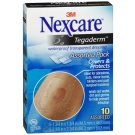 Nexcare Tegaderm Transparent Dressings Assorted - 10 ct
