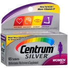 Centrum Silver Women 50+, Multivitamin Tablets - 65ct