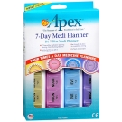 Apex - 7-Day Medi Planner 1 ct