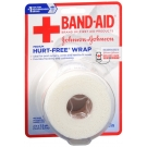 J & J Band-Aid First Aid Hurt Free Wrap 2