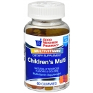 GNP Children's Multivitamin Gummies 60ct