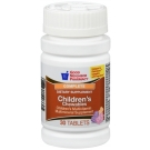 GNP Complete Children's Chewable Multivitamin Tablets, 30ct