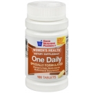 GNP Women's Health One Daily Multivitamin Tablets 100ct