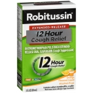 Robitussin 12-Hour Cough Relief Medication, Orange, 3 Fl oz