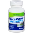 21st Century Glucosamine Daily Complex Plus D Tablets, 60 ct