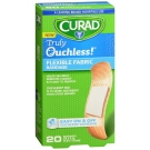 Curad Truly Ouchless Flex Fabric Bandages, 20 ct