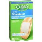 Curad Truly Ouchless Extra Large Silicone Bandages, Flexible Fabric, 8ct
