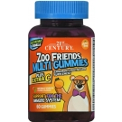 21st Century Zoo Friends Multi Gummies Plus Extra C 60 ct