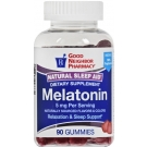 GNP Melatonin 5mg Gummy 90ct