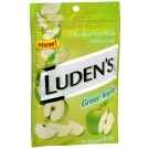 Luden's Throat Drops Green Apple - 25ct