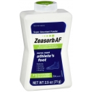 Zeasorb Antifungal Treatment Super Absorbent Powder - 2.5oz