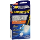 Compound W Maximum Freeze Complete Plantar Wart Kit 15 Treatments