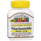 21st Century Niacinamide 500 mg Prolonged Release Tablets, 110 ct
