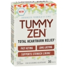 Tummy Zen Heartburn Relief Caplets 30 ct