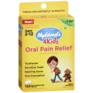 4 Kids Oral Pain Relief Tablets -Day Time Hylands 125 ct