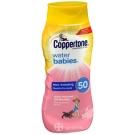 Coppertone Water Babies Non-Irritating Lotion SPF 50 - 8 fl oz