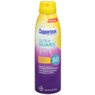 Coppertone Ultra Guard Sunscreen Continuous Spray Broad Spectrum SPF 50 - 6 oz.