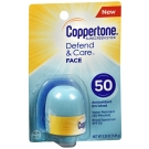 Coppertone Defend and Care Stick SPF 50 0.25 oz
