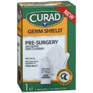 Curad Germ Shield Pre-Surgery Antiseptic Skin Cleanser Kit