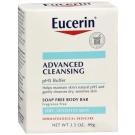 Eucerin Advanced Cleansing Body Bar - 3.5 oz.