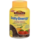 Nature Made Adult Gummies Multi Vitamin Daily Energy 70 Ct