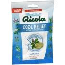 Ricola Cool Relief Drops, Icy Menthol, 19ct