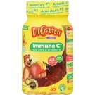 L'il Critters Immune C Plus Zinc and Vitamin D, Gummy Bears, 60 ct