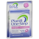 Plan B One Step Emergency Contraceptive 1 ct
