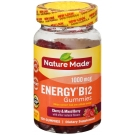 Nature Made Energy B-12 Adult Gummies, Value Size, 150 Ct