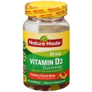 Vitamin D3, Adult, Strawberry, Peach & Mango, Gummies, 150 ct