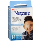 Nexcare Gentle Removal Eye Patch, Jr. Eyepatches, 14 ct.